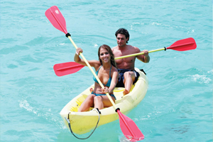 Kayak Rentals Ikes Parasail Gulf Shores Orange Beach