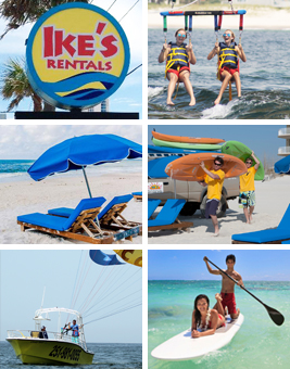 Orange Beach Parasailing