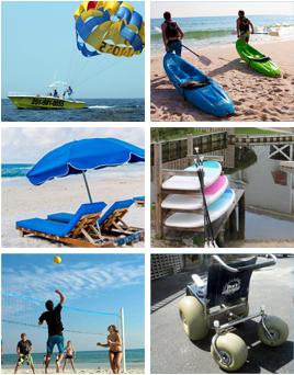 Gulf Coast Parasailing - Ikes Parasail